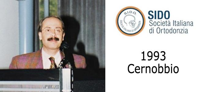 1993 Congresso S.I.D.O. Cernobbio (CO)