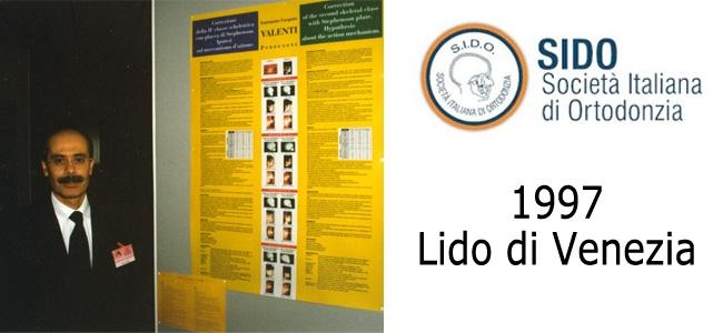 1997 Congresso S.I.D.O. Lido di Venezia