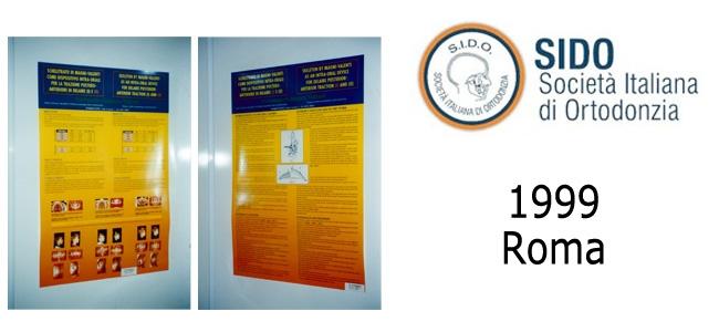 1999 Congresso S.I.D.O. Roma